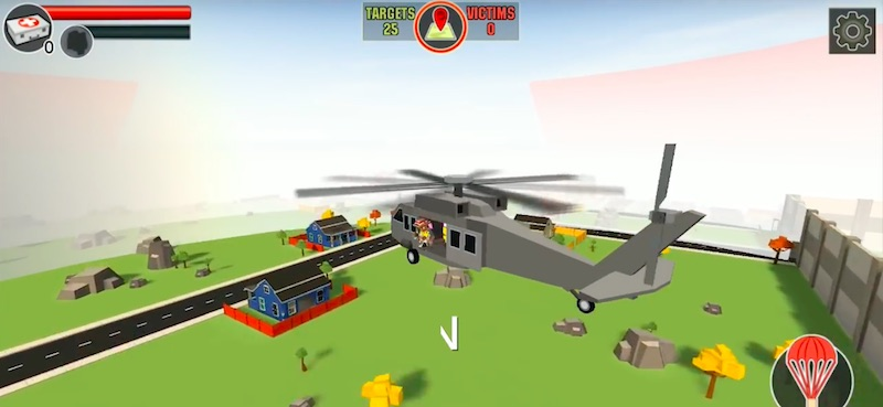 Pixel's Unknown Battle Ground