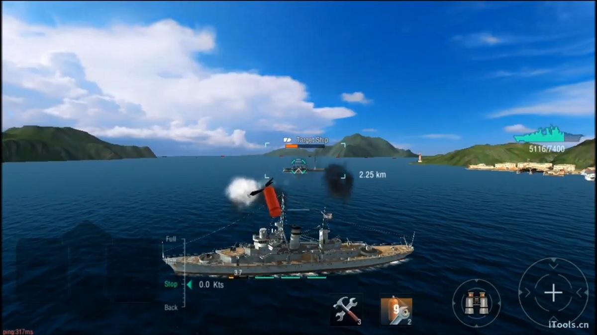 World of Warships Blitz скачать