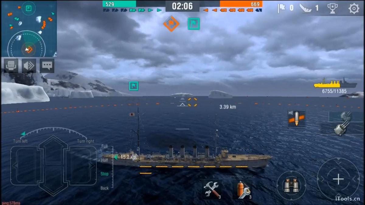 Скачать World of Warships на компьютер