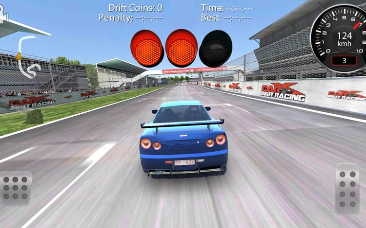 CarX Drift Racing на ПК