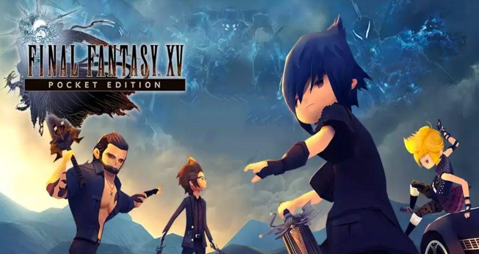 Final Fantasy XV Pocket Edition на ПК