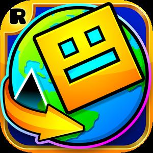 Geometry Dash World на компьютер