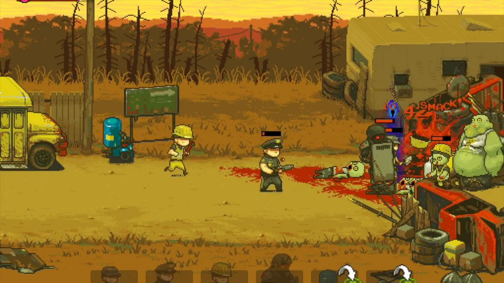 Dead Ahead Zombie Warfare на ПК