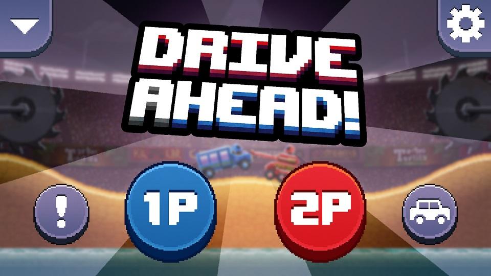 Drive Ahead на компьютер