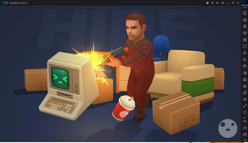 Hide Online на ПК