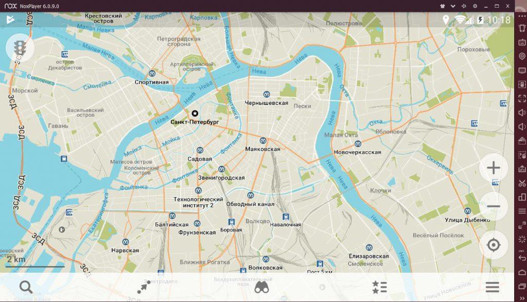 maps me windows