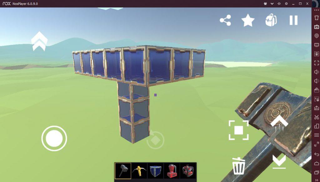 построить машину Evertech Sandbox 1