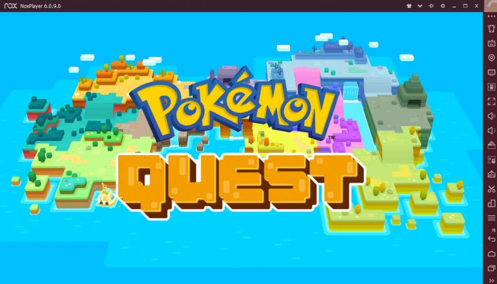 Pokemon Quest на компьютер