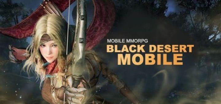 Black-Desert-Mobile на ПК