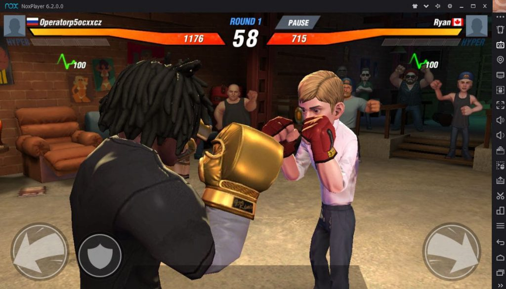 Boxing Star на ПК