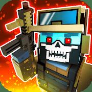 CUBE Z pixel zombies