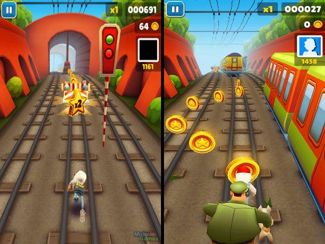 Subway Surfers на ПК