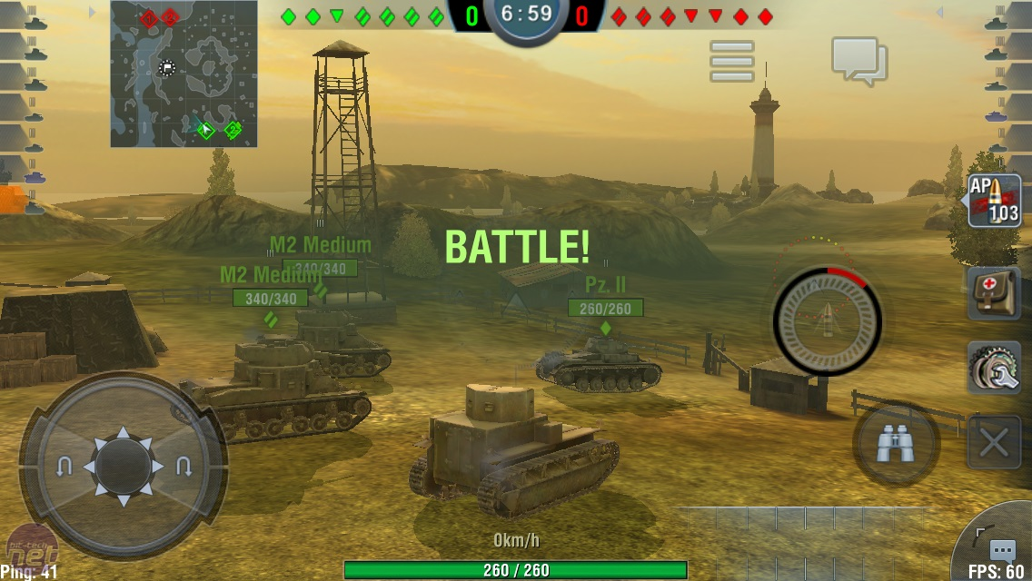 World of Tanks Blitz на ПК
