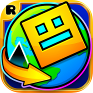 Geometry Dash World на компьютер
