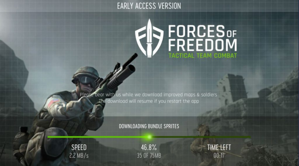 Forces of Freedom на ПК