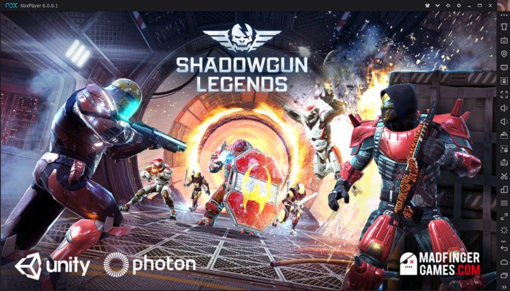shadowgun legends на пк