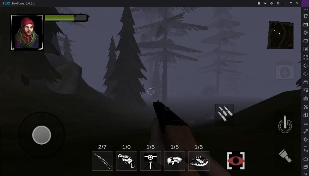 Bigfoot Monster Hunter на компьютер