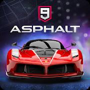 asphalt 9 на ПК