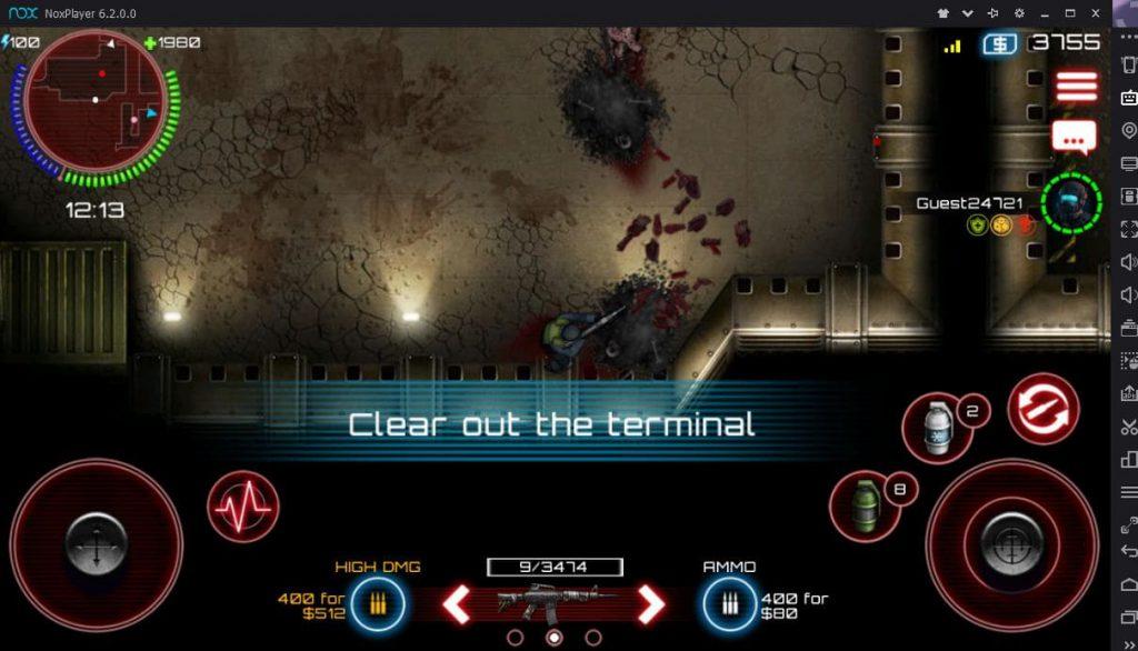 Sas Zombie assault 4 на ПК