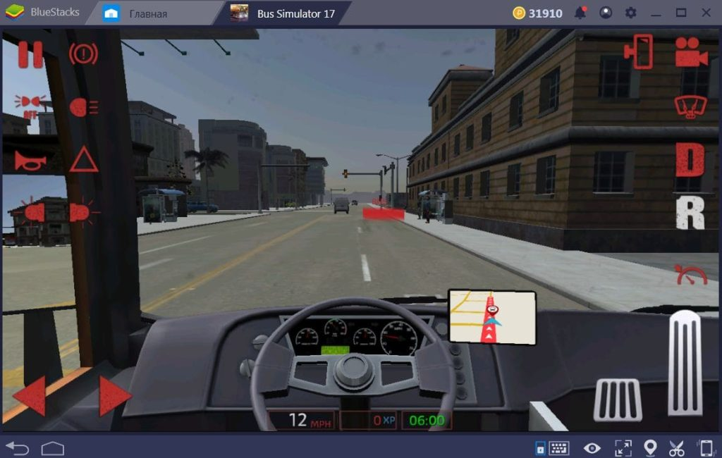 Bus Simulator на ПК