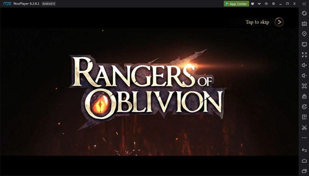 Rangers of Oblivion на ПК