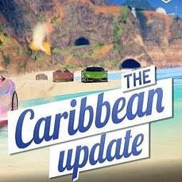 Carribean update Asphalt 9