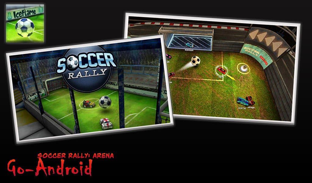 Soccer Rally Arena