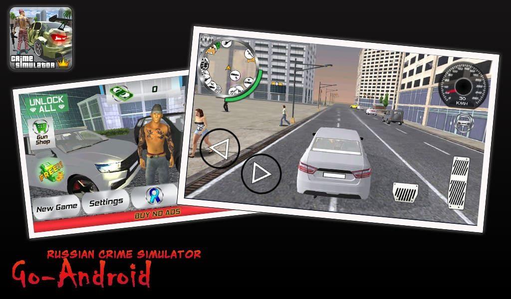 Russian Crime Simulator