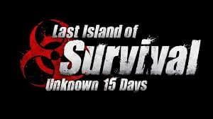 Last Island of Survival Unknown 15 days