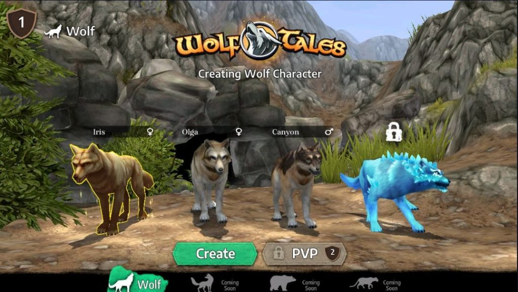 Wolf Tales Home and Heart