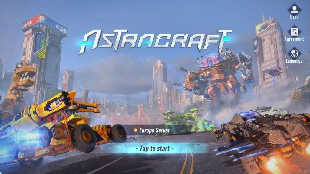 Astracraft на компьютер