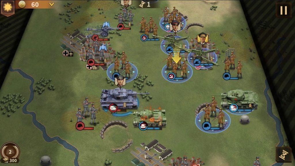 Glory of Generals 3 на компьютер