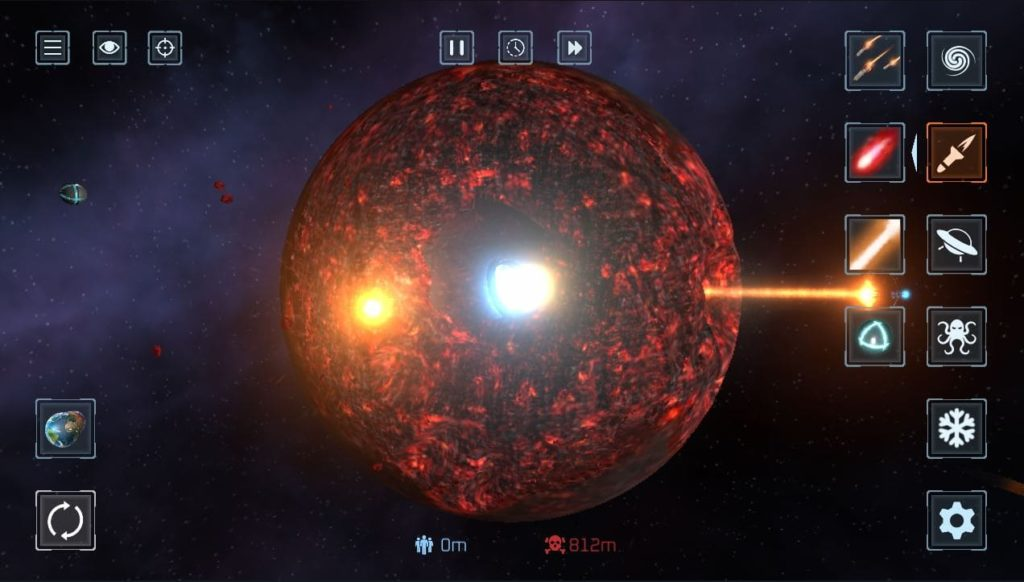 Solar Smash на ПК
