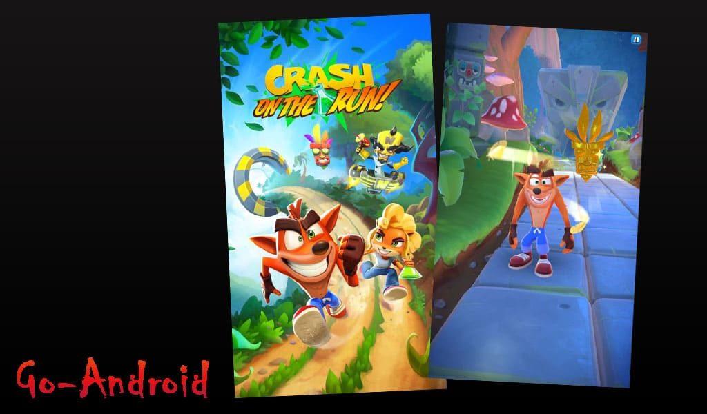Crash Bandicoot со всех ног на ПК